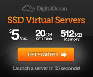 VPS en digital ocean
