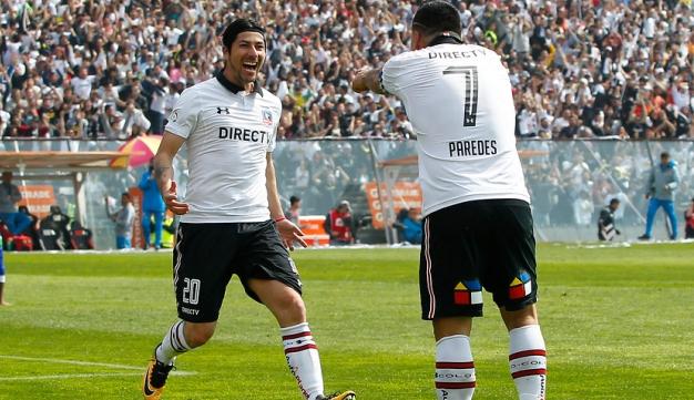 Jaime Valdés y Esteban Paredes / Imagen Aton Chile
