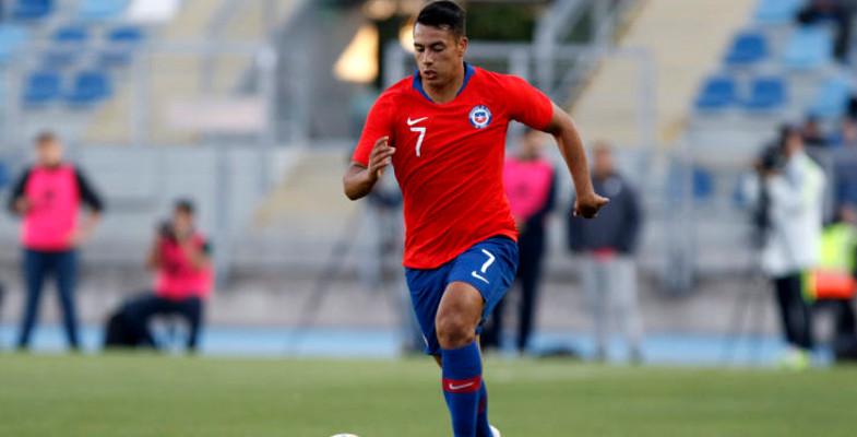Iván Morales selección