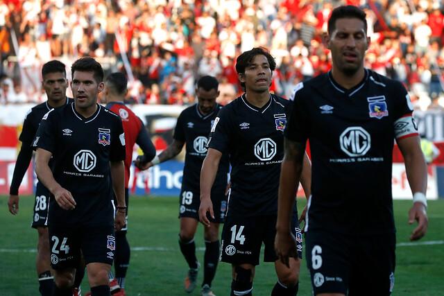 Lesionados de Colo-Colo ante Paranaense