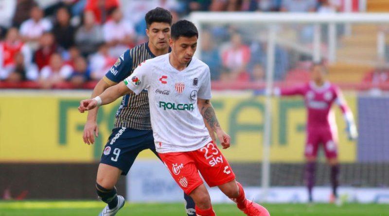 Claudio Baeza fue figura en el Necaxa: Imagen de Dalealbo