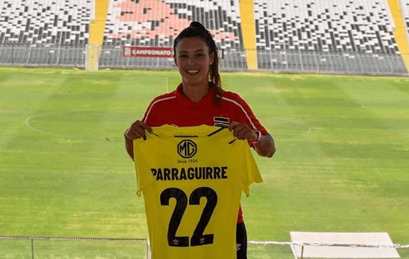Romina Parraguirre - Colo Colo - IG