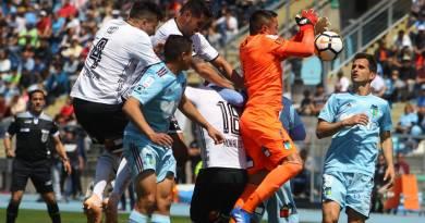 Colo Colo vs Ohiggins / AS Chile