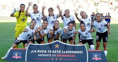 Colo Colo Femenino se prepara para el reinicio del Campeonato