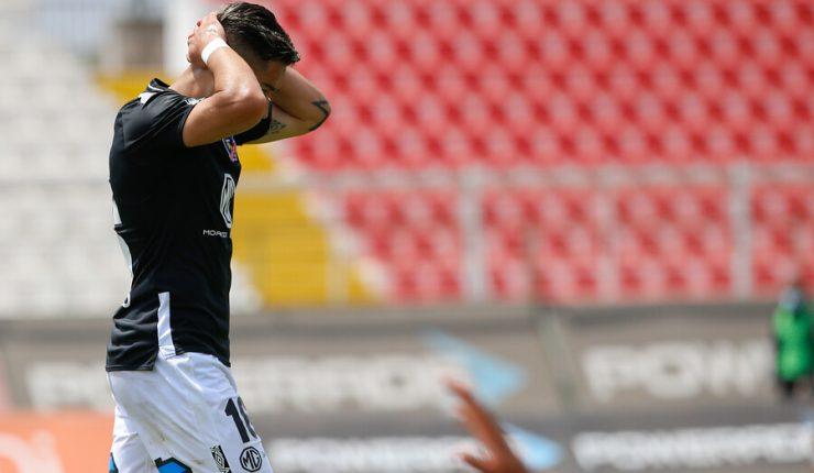 Óscar Opazo - Colo Colo A_UNO
