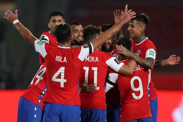 Chile sigue vivo en la carrera rumbo a Qatar