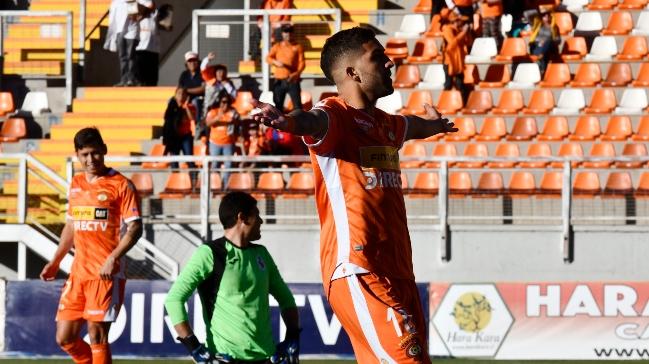 Ignacio Jara llega a Colo Colo