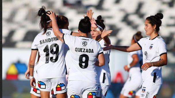 Colo Colo Femenino enfrentará a Universidad de Chile