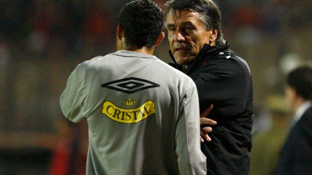 Hugo Tocalli se refirió al mal momento de Nicolás Blandi