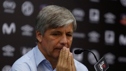 Nuevo problema en Colo Colo: HMN y Maulén se ofrecieron golpes