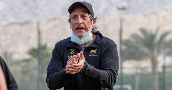 Mario Salas es despedido del fútbol egipcio