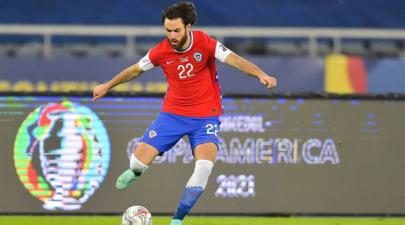 Ben Brereton de titular en el Chile vs Bolivia