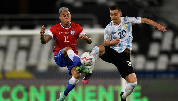 Tabla de posiciones: Chile consigue un punto importante en el primer partido