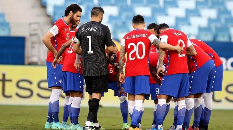 Tabla de posiciones: Chile pierde y podría enfrentar a Brasil en los cuartos de final