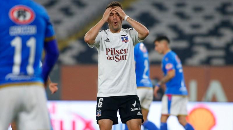 Colo Colo no pudo seguir trepando en la tabla. Creditos: Sebastián Órdenes // Colo-Colo