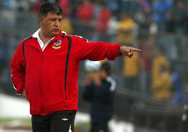 Colo Colo volvió a anotar ocho goles en dos partidos consecutivos. Créditos: LUIS HIDALGO/PHOTOSPORT