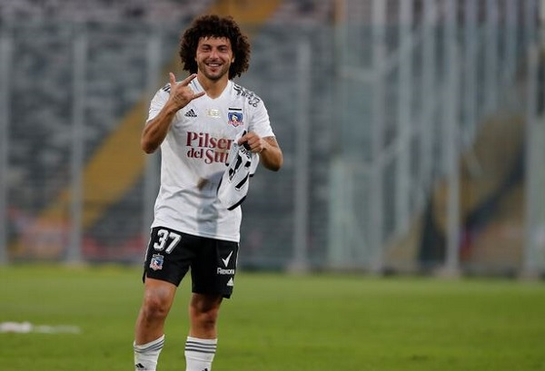 Maximiliano Falcón seguirá en Colo Colo