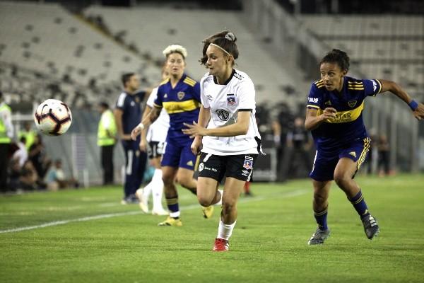 Isidora Olave de Colo Colo Femenino es una de las nóminadas a la selección chilena