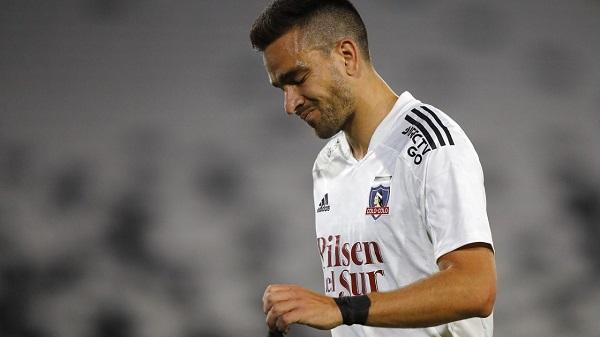 Matías Zaldivia sigue siendo baja en Colo Colo