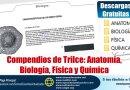 Compendios de Trilce: Anatomía,  Biología, Física y Química
