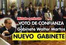 ¡Minuto a minuto!: Voto de confianza del gabinete Walter Martos [Congreso de la República][Ver aquí]