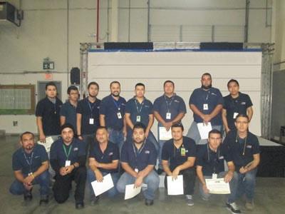 Reconoce Monterrey Aerospace Liderazgo Y Asistencia