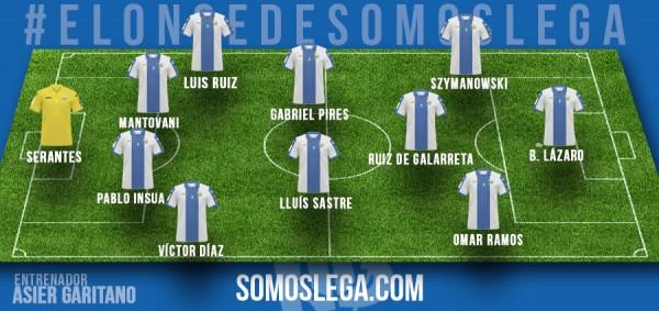 ONCE-SOMOS-LEGA-jornada6