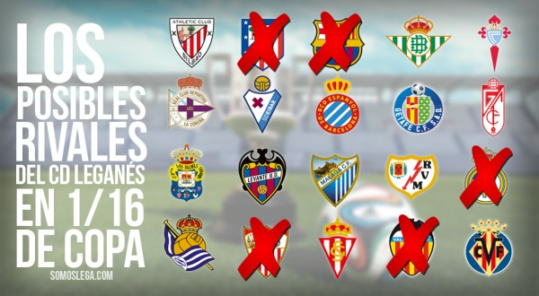 posibles rivales