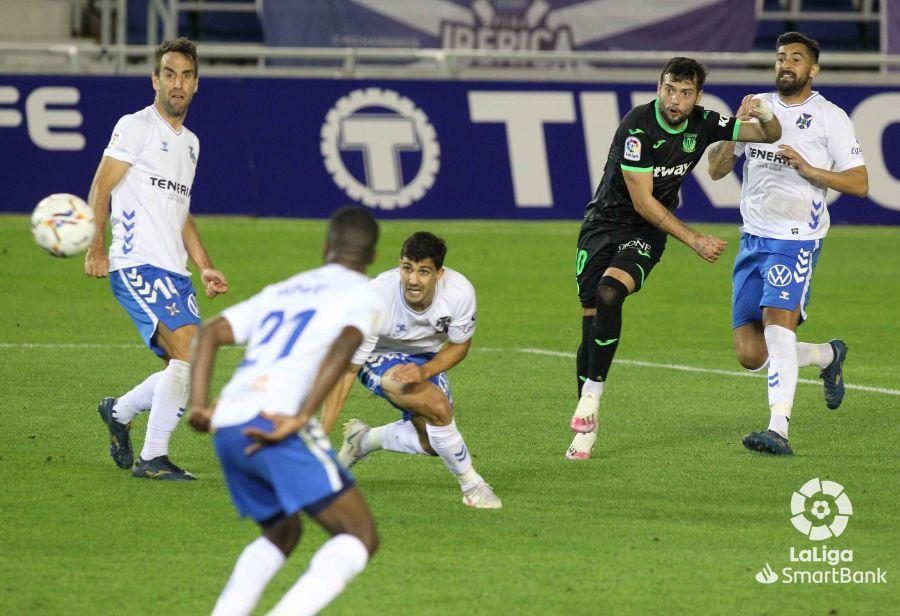 Tenerife y Leganés se olvidan del gol y se reparten los puntos   Hora  Blanquiazul somoslega.com