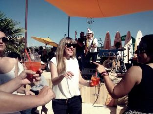 Aperol Spritz Beach Party 2015010