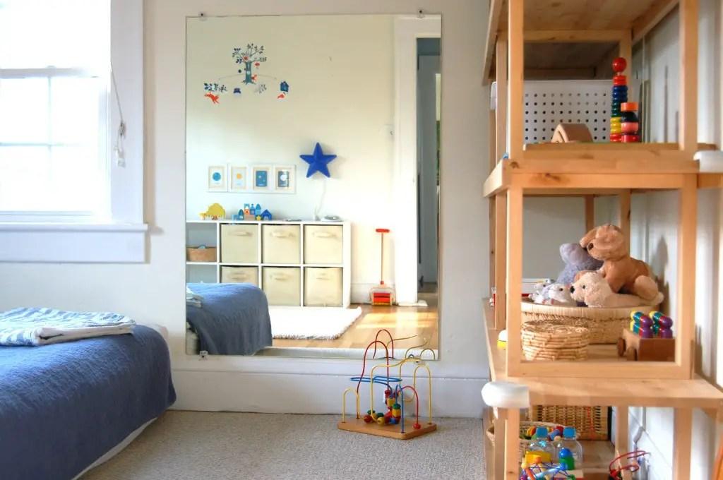 Habitacion Metodo Montessori