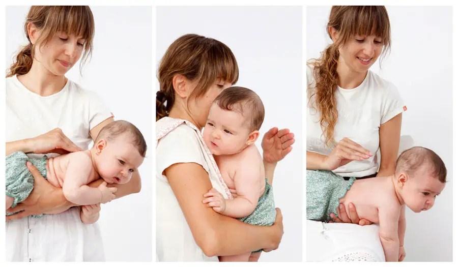 ¿Cómo sacar los gases en los bebés? +14 Trucos que debes ...