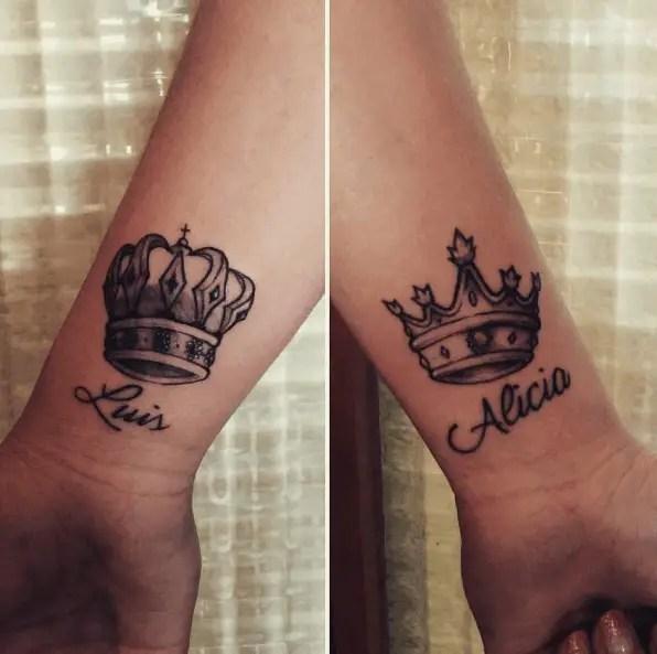 Tatuajes De Nombres Para Hombres 30 Ideas Originales Significado
