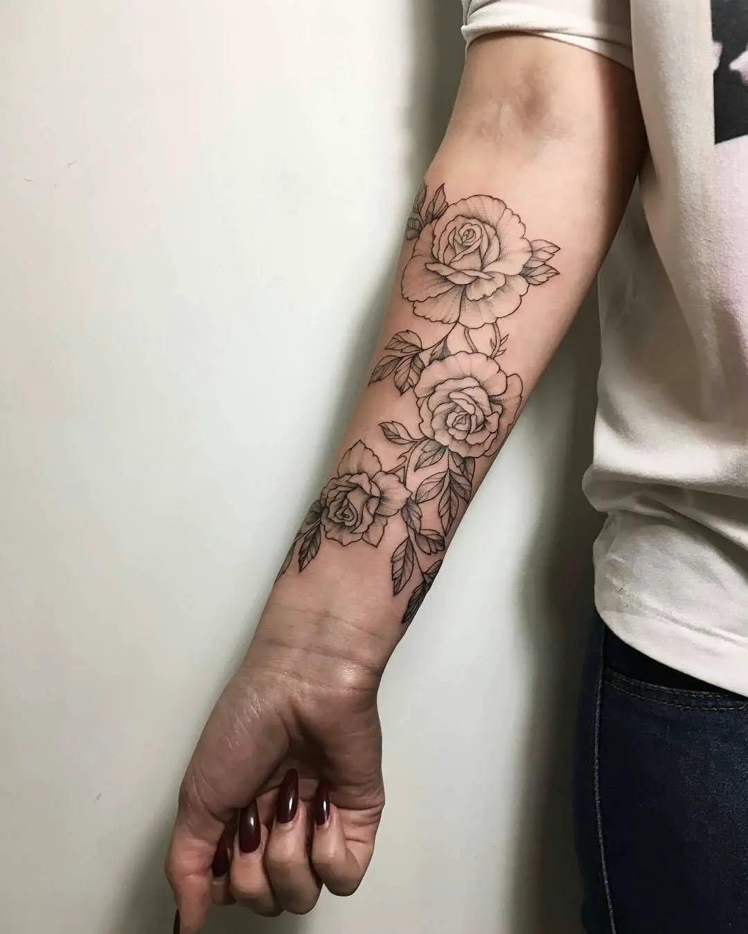 26 Delicados Tatuajes En El Brazo Para Mujeres Ideas Alucinantes