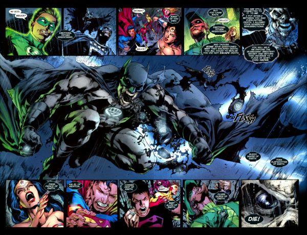 Os 20 Mais Poderosos Personagens Da Dc - 9 7