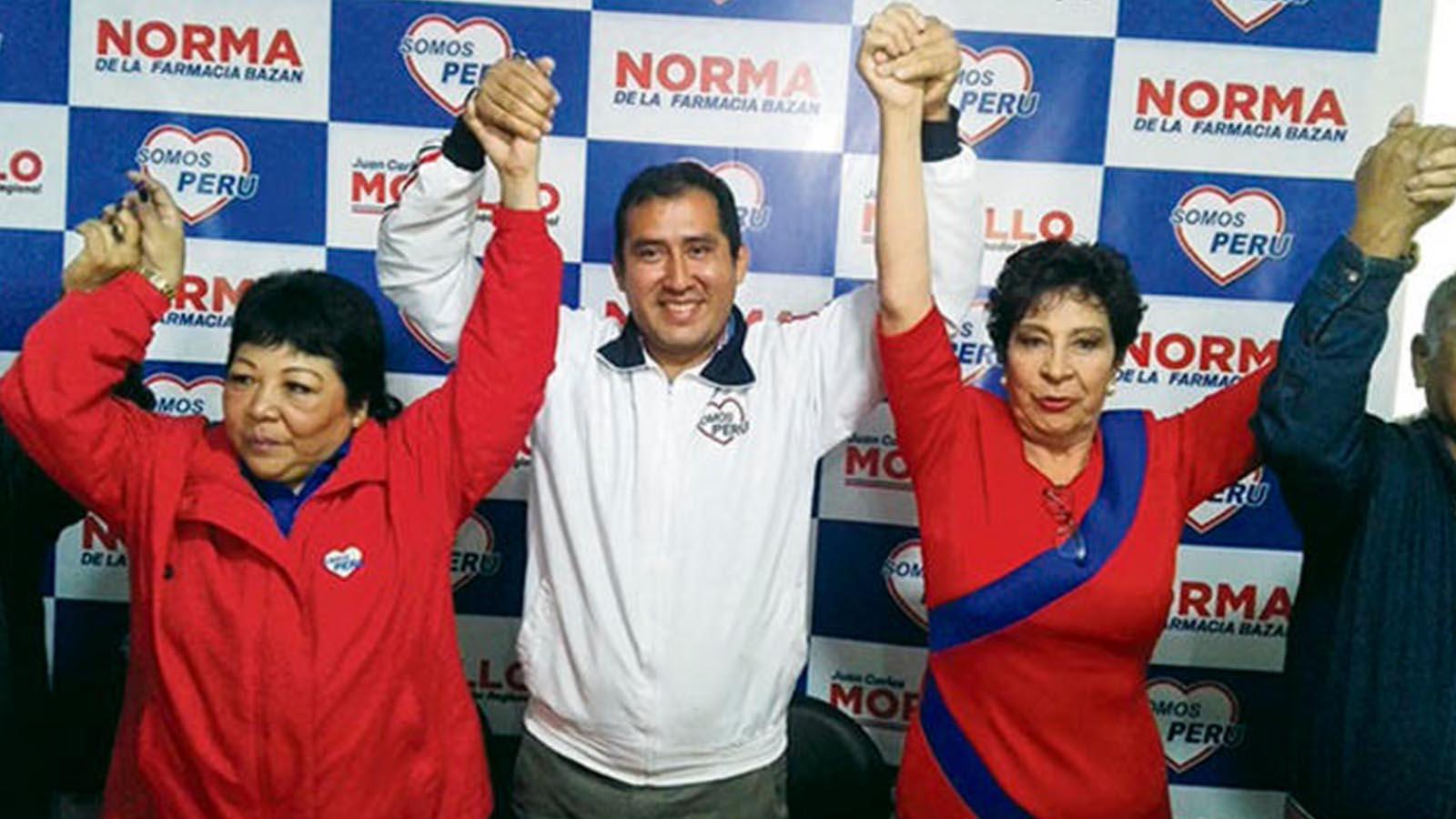 Somos Perú se adelanta y presenta a candidatos para elecciones del 2018