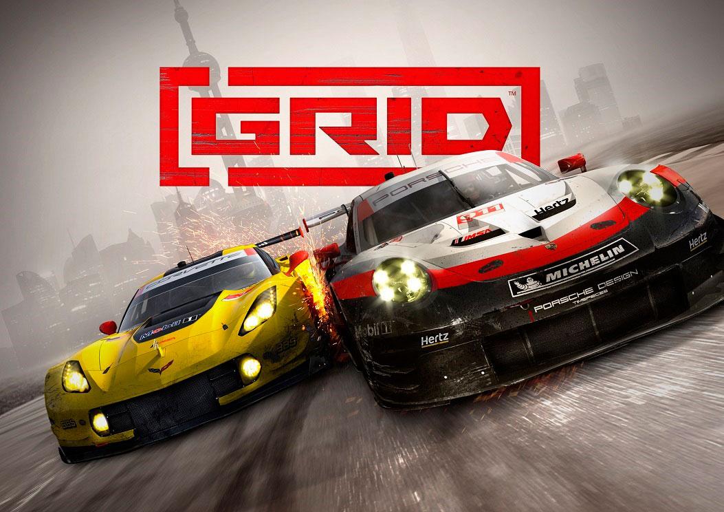 Comienza el acceso anticipado a GRID, el viernes a la venta para PS4