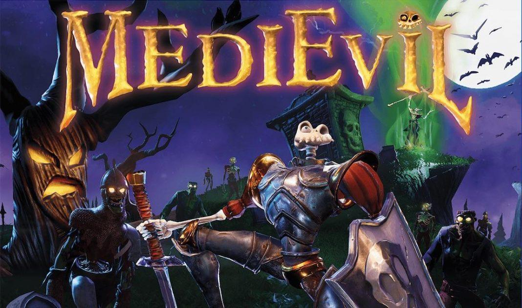 El remake del clásico MediEvil ya está disponible en PS4