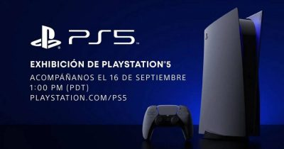 New PlayStation 5 event announced on September 16 at 10:00 p.m.