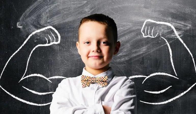 Problemas de autoestima en niños psicologo madrid