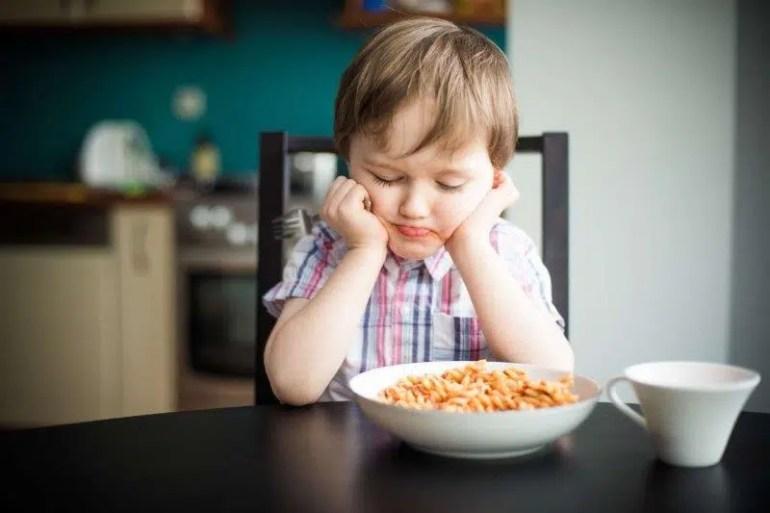 Trastornos de la alimentación en niños psicologo madrid