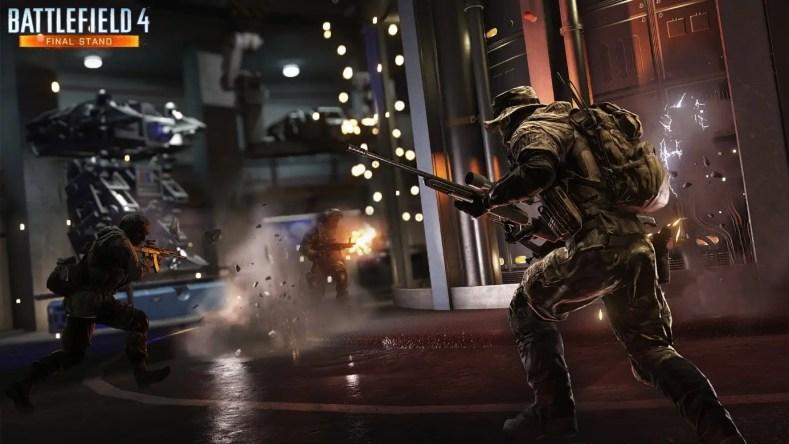 Battlefield 4 Final Stand   SomosXbox