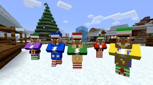 Minecraft_Navidad