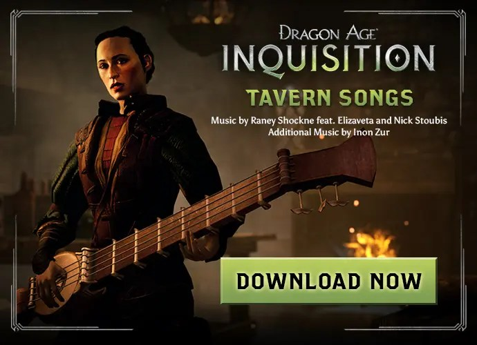 Dragon Age Inquisition Bardos SomosXbox