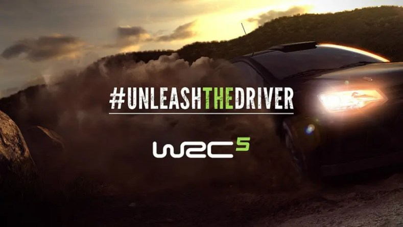 WRC 5 Reveal