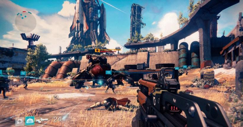 Cooperación en videojuegos 4