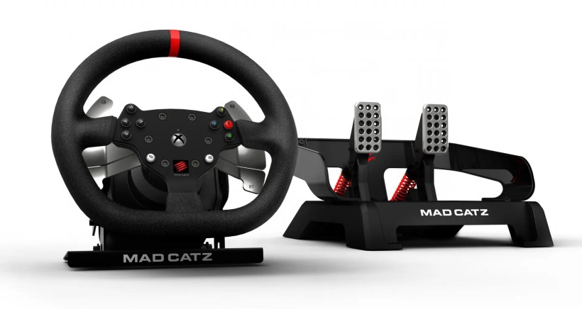Mad Catz Racing Wheel Xbox One