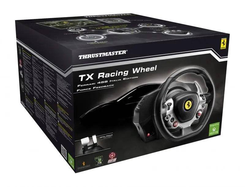TX Racing Wheel Ferrari 458 Italia Edition (4)