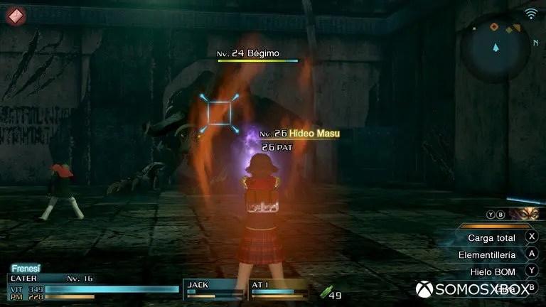 Análisis de Final Fantasy Type-0 HD