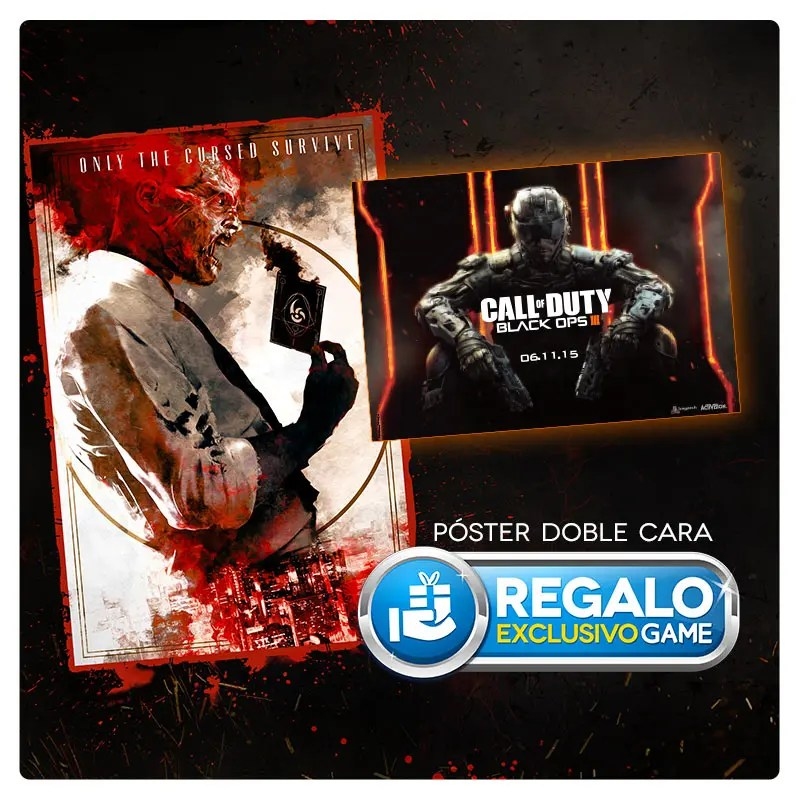 COD Black Ops 3 GAME